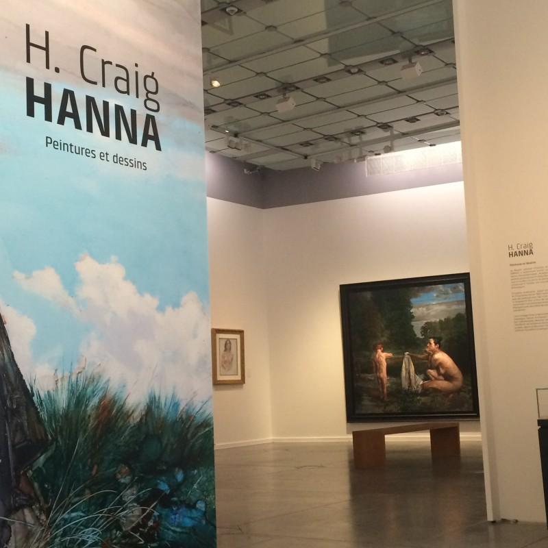 H Craig HANNA Exposition MNHA 2019
