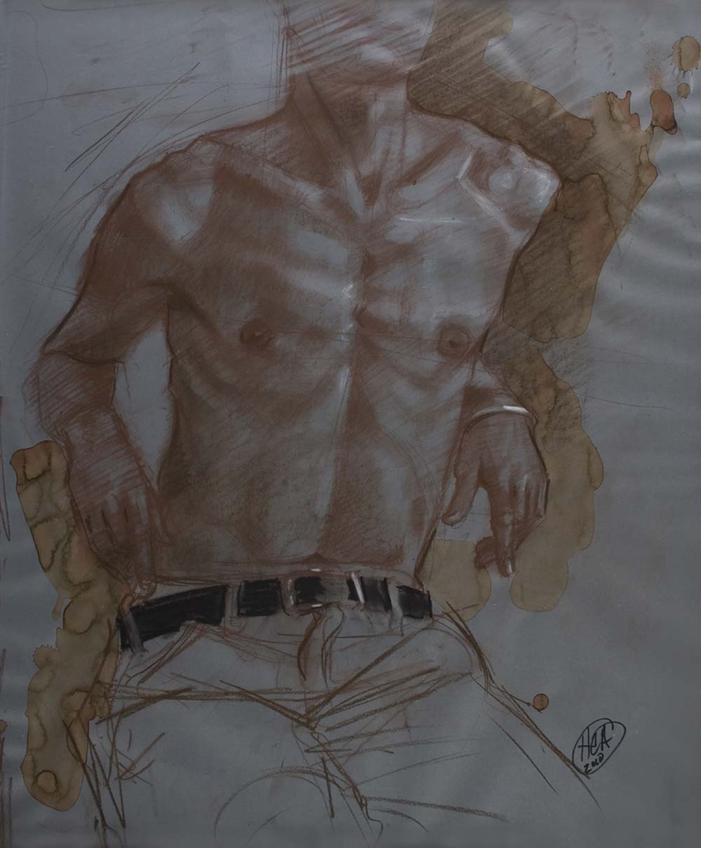 H Craig Hanna Black Belt 2010