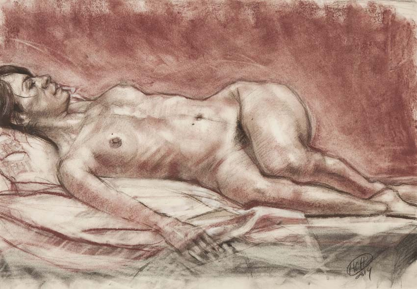 Louisa Reclining 2014