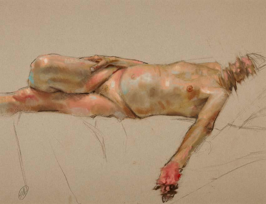 H Craig Hanna Philippe Reclining 2015