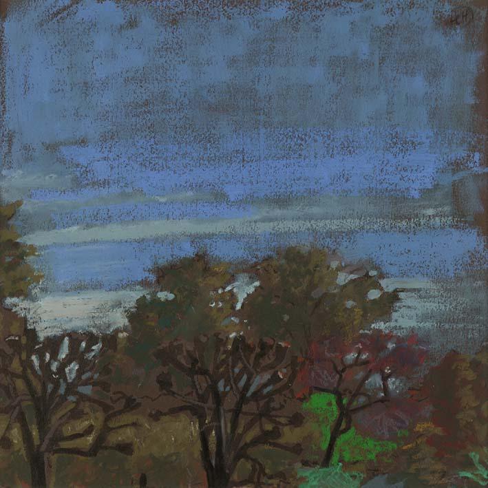 H Craig HANNA Trees 2014