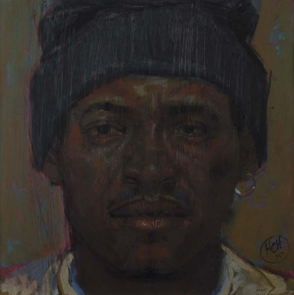 H Craig Hanna Portrait au Bonnet 2010