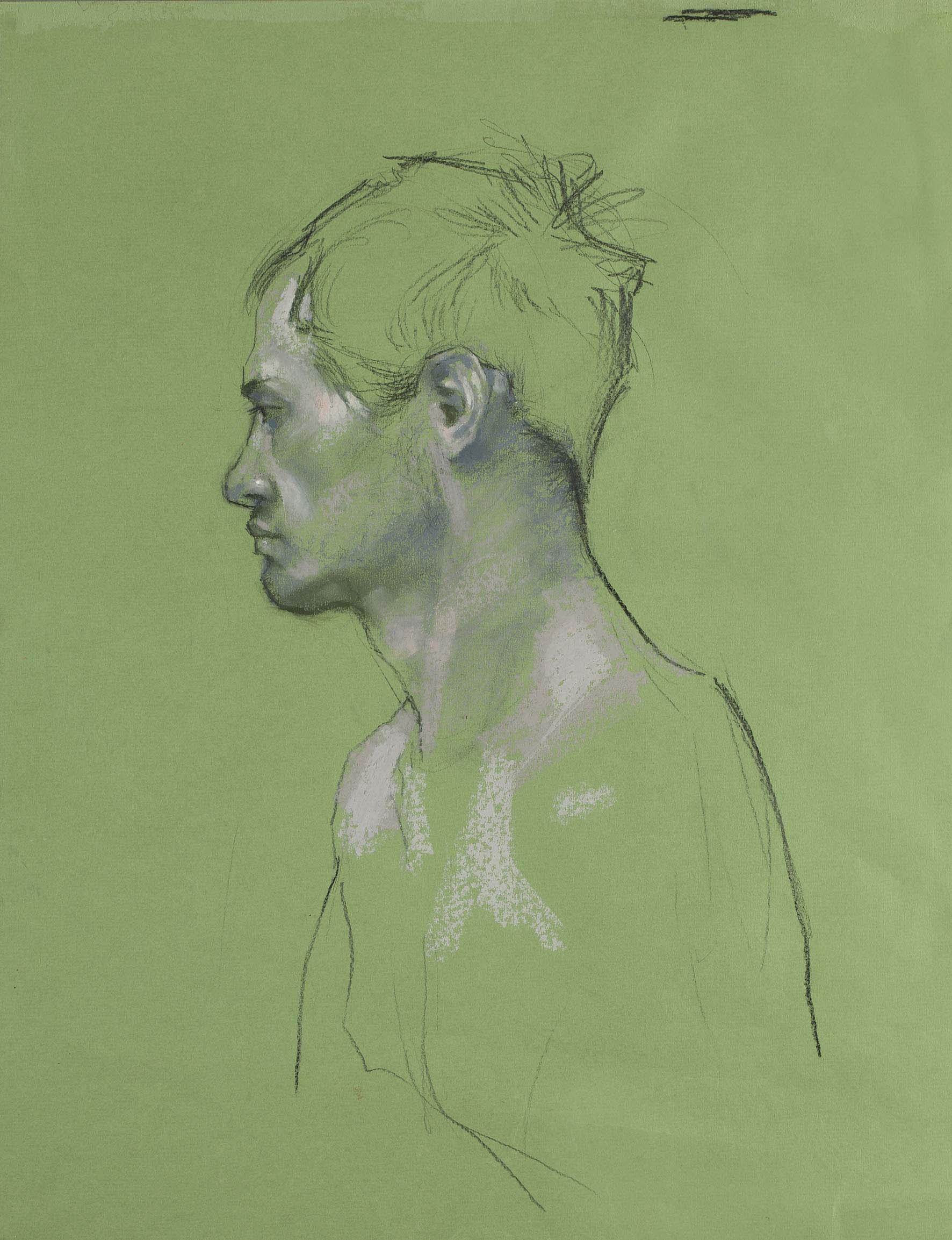 H Craig Hanna Green Man 2010
