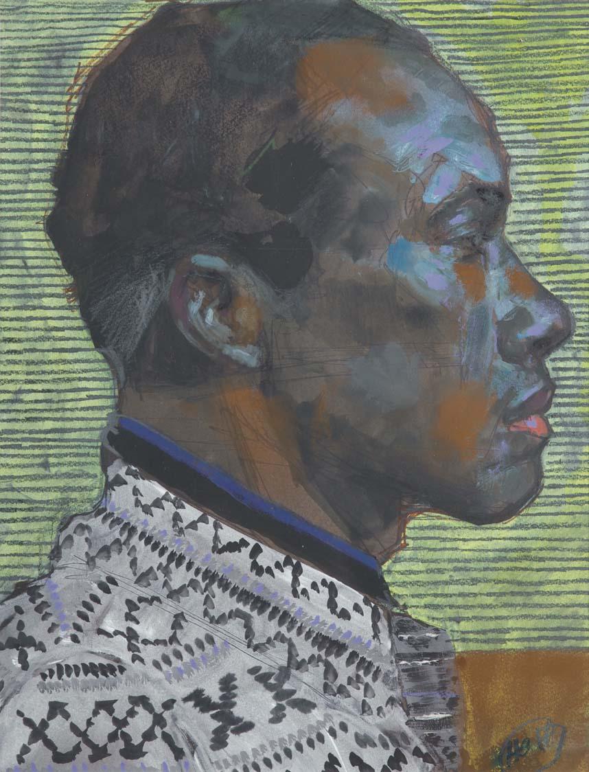 H Craig Hanna Black Boy 2011