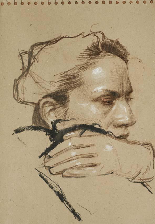 H Craig HANNA Etude de Laurence au Gant 2012