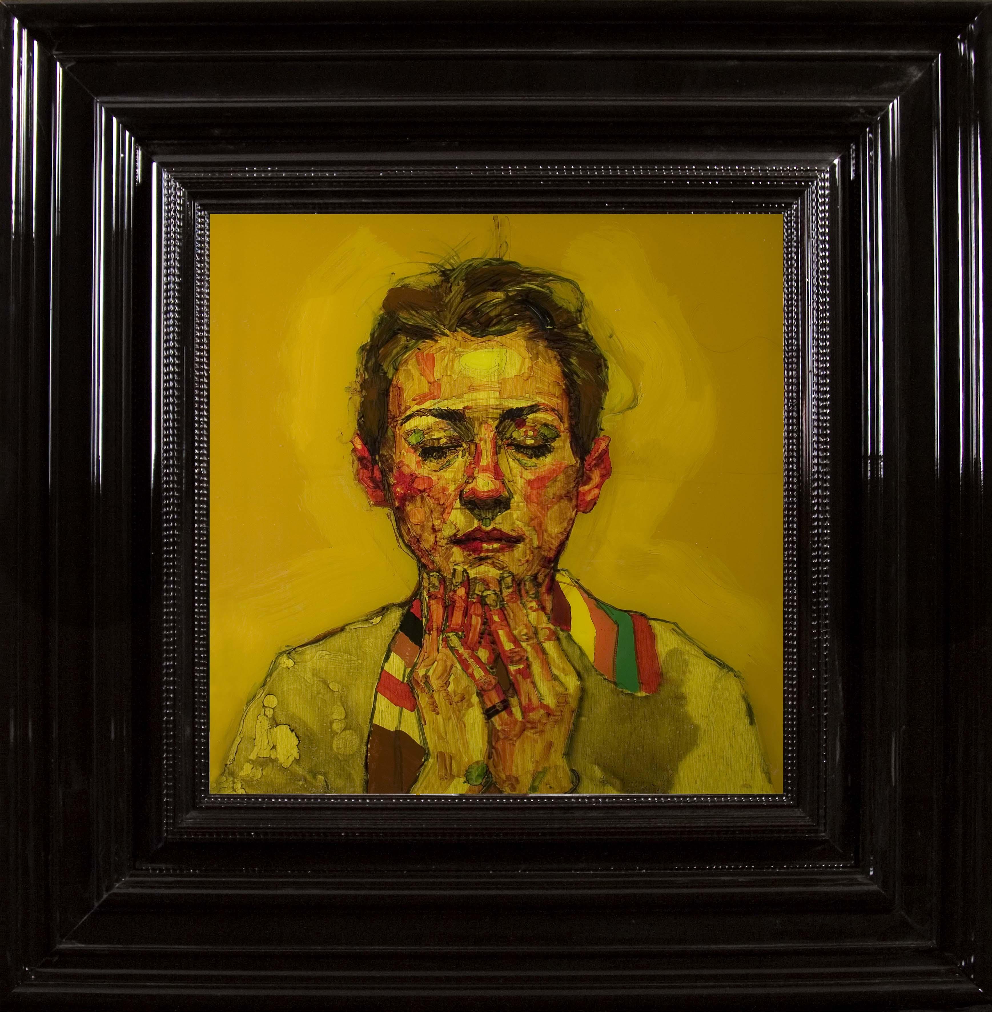 H Craig Hanna Gisele in Yellow 2009