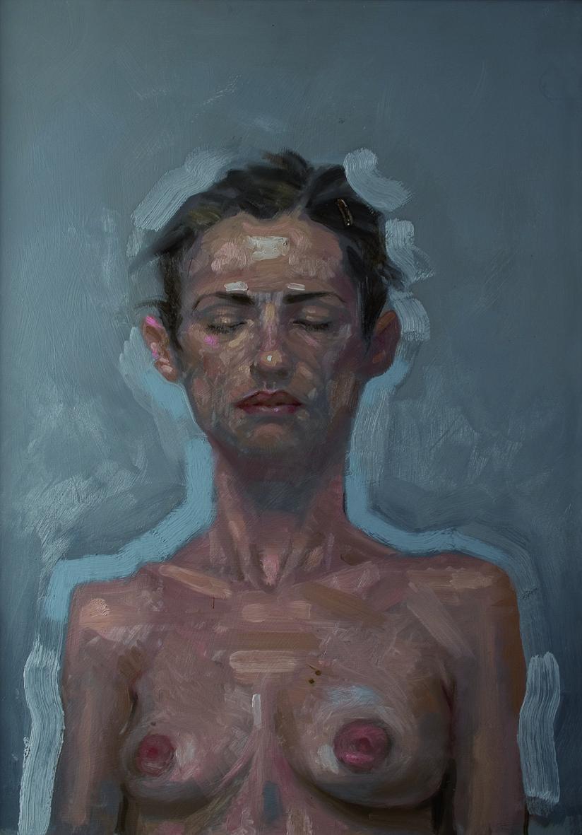 H Craig Hanna Giselle in grey 2009
