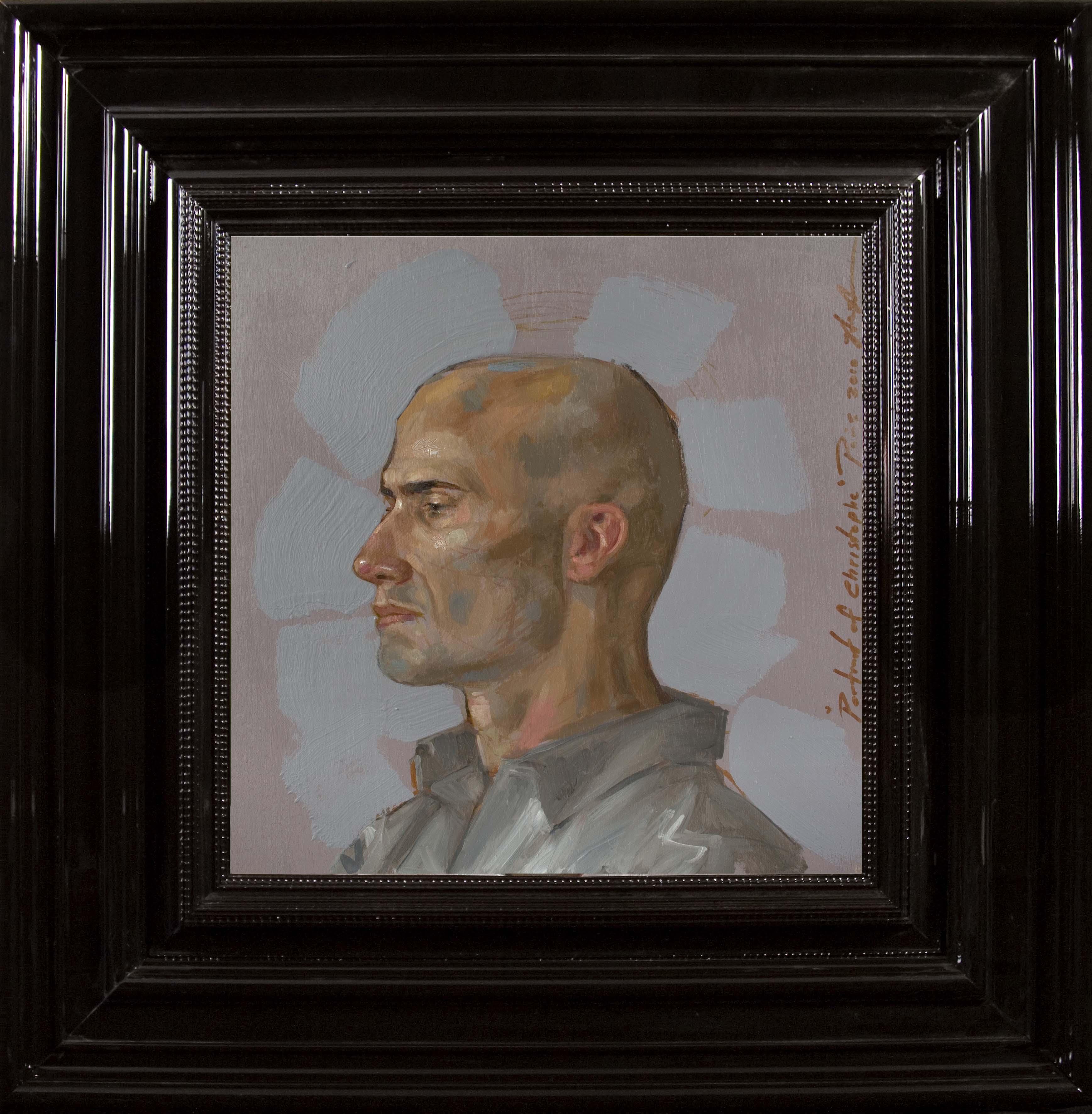H Craig Hanna Portrait of Christophe 2010
