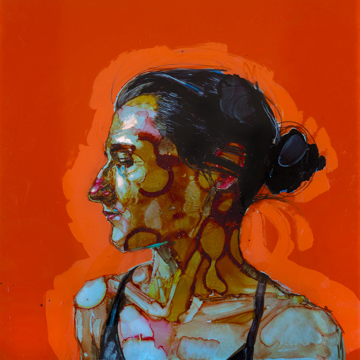 H Craig HANNA Profil in Light Orange 2015