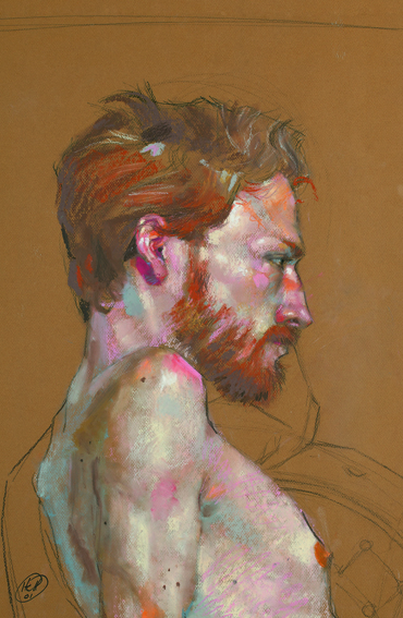H Craig HANNA Red Beard 2012