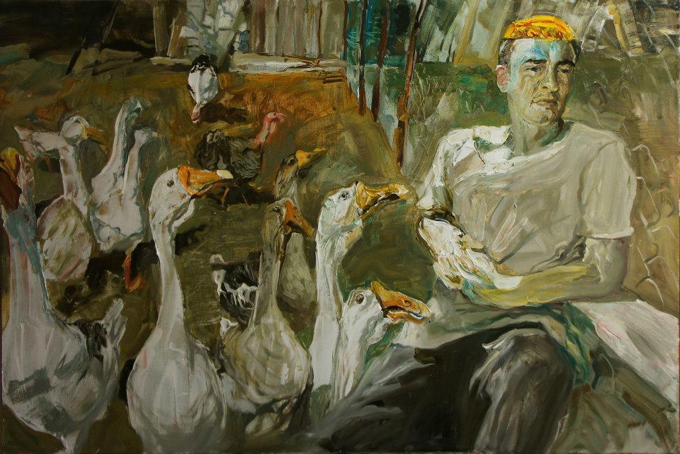 Kostya Lupanov Les Oies 2012