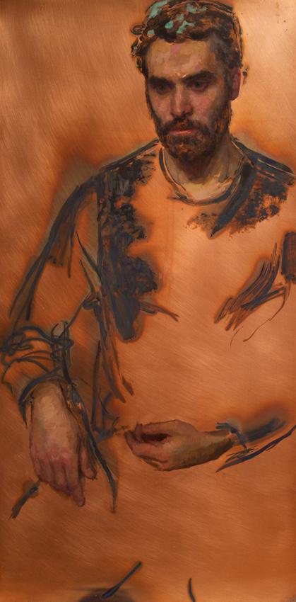 Kate Lehman Danny Ferland Artist 2015