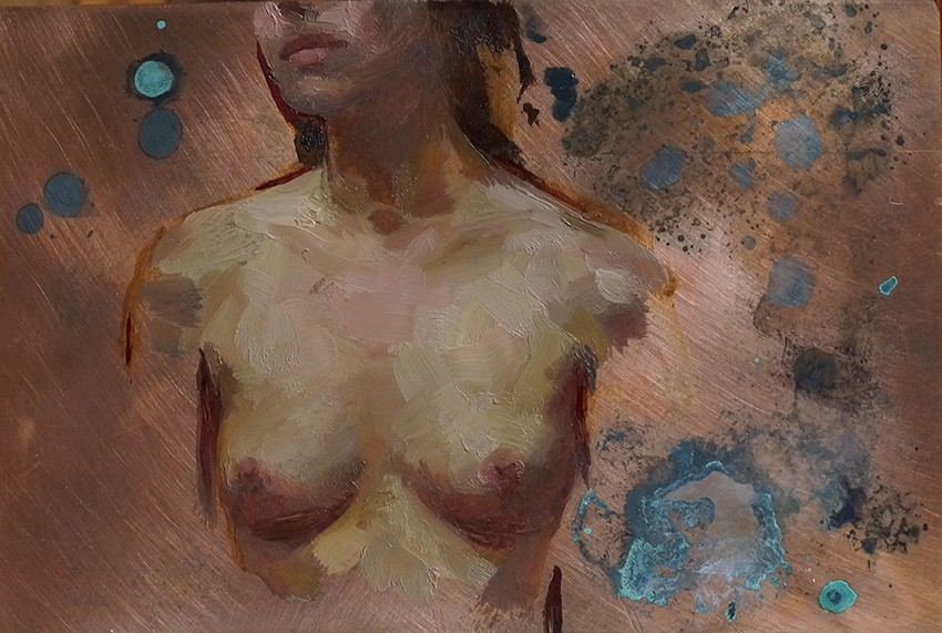 Kate Lehman Nude 2015
