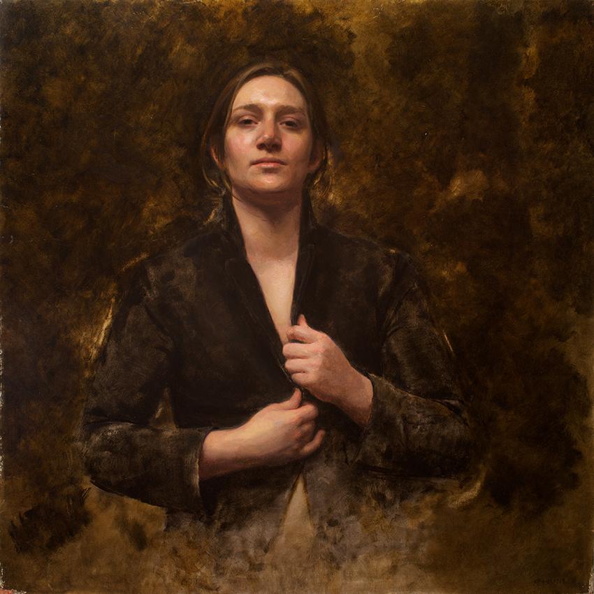 Kate Lehman Portrait of an Artist 2005