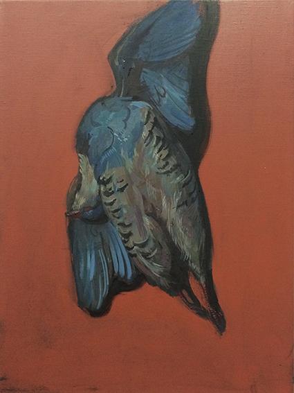 Dongni Hou Oiseau Bleu 2016
