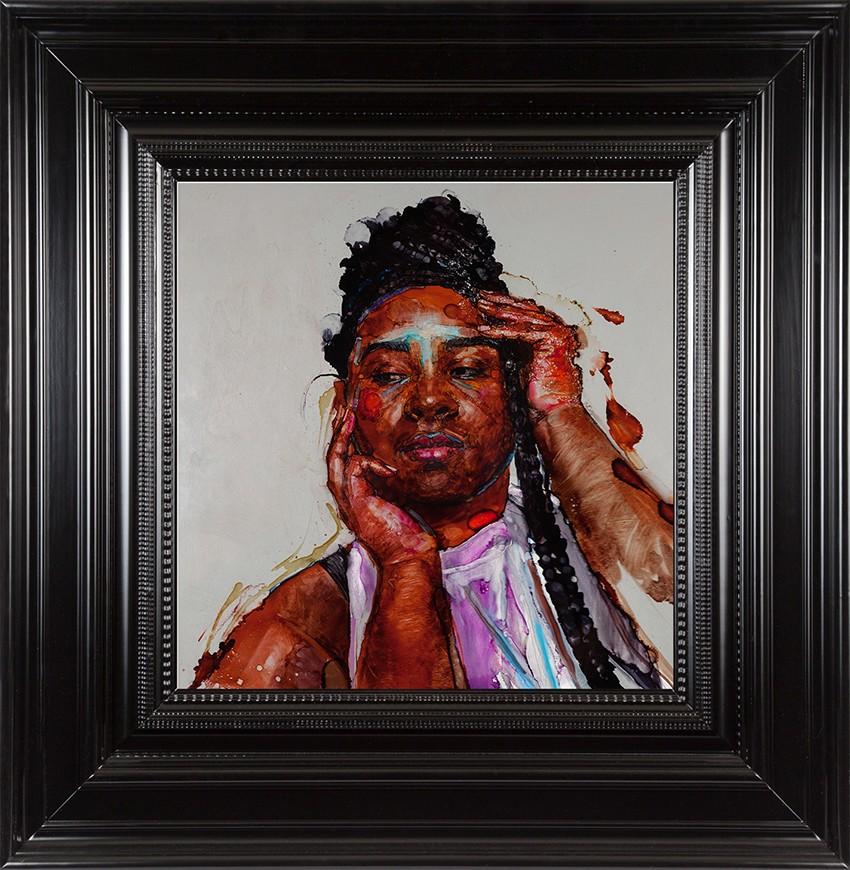 H Craig HANNA Portrait de Shylee 2016