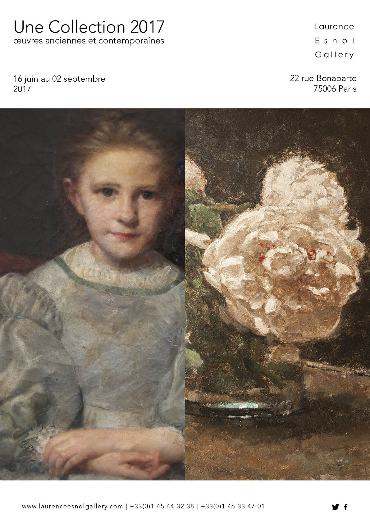 oeuvres anciennes et contemporaines