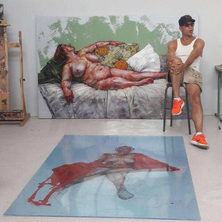 H Craig HANNAH. Craig HANNA - Peintures