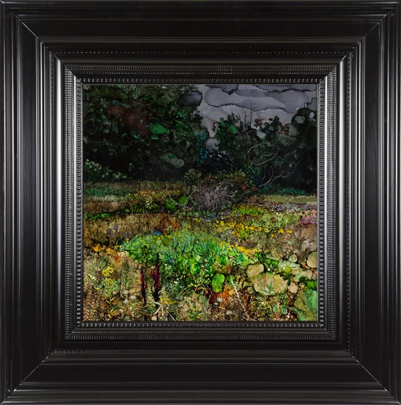 H Craig HANNA Paysage de Fleurs 1 2019