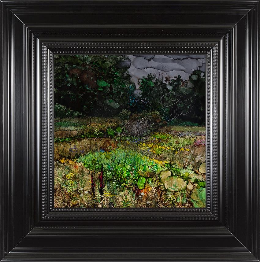 H Craig HANNA Paysage de Fleurs 1 2018