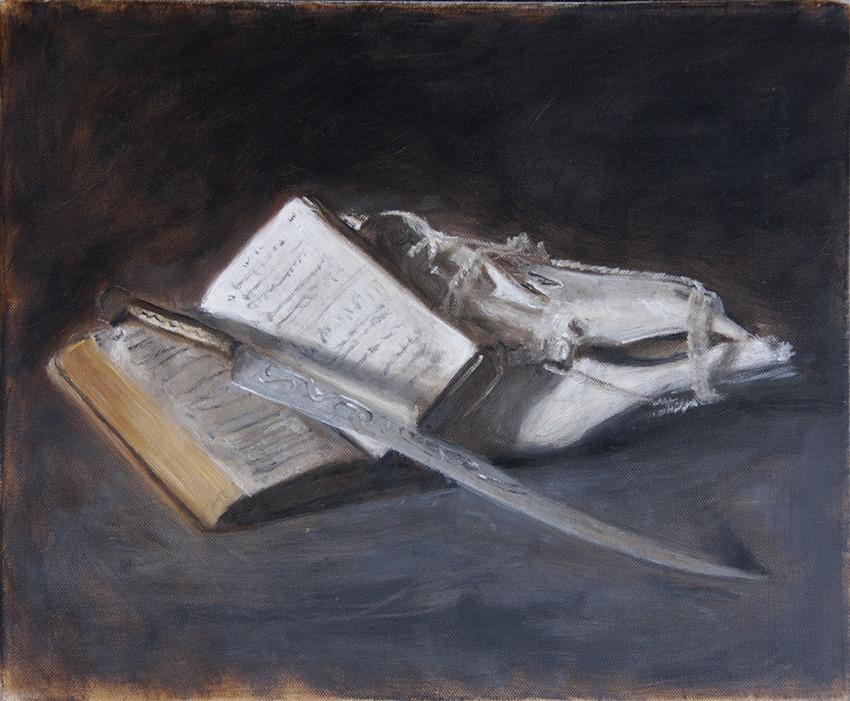 Adrien Eyraud L'inéluctable 2016
