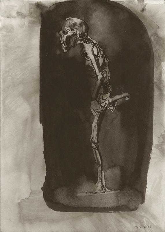 Ofer Josef Squelette 2016
