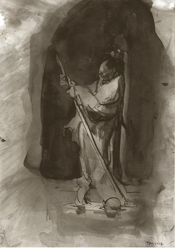Ofer Josef Le Menhir 2 2017