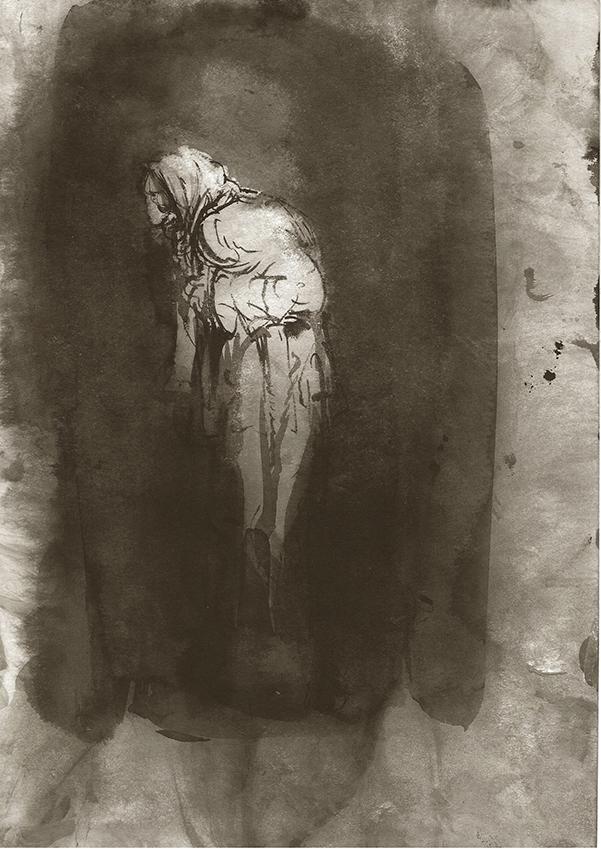 Ofer Josef Dans L'Ombre 3 2017