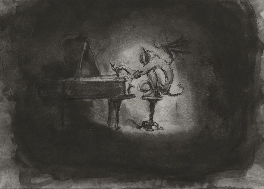 Ofer Josef Le Piano 2018