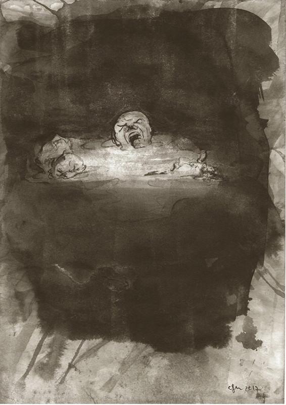Ofer Josef La Douleur 4 2017