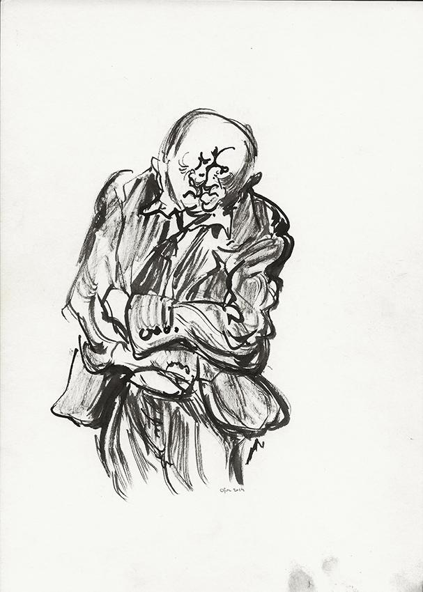 Ofer Josef Sans Titre 2014