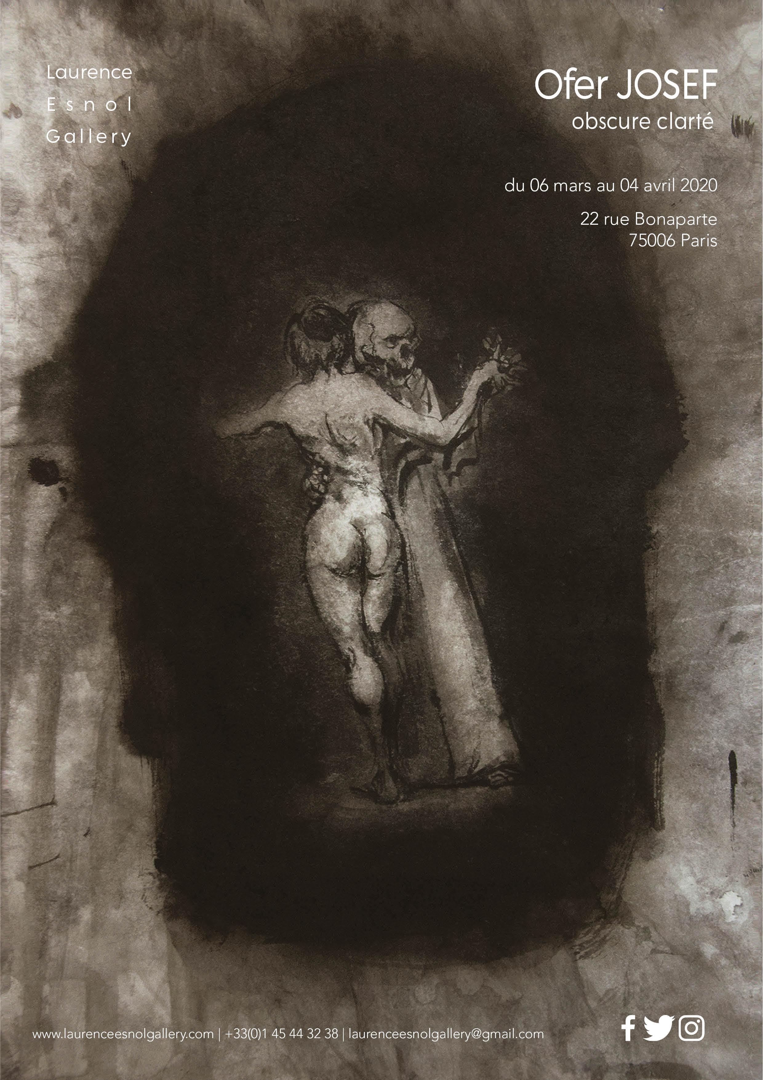 Ofer JOSEF - obscur clarté