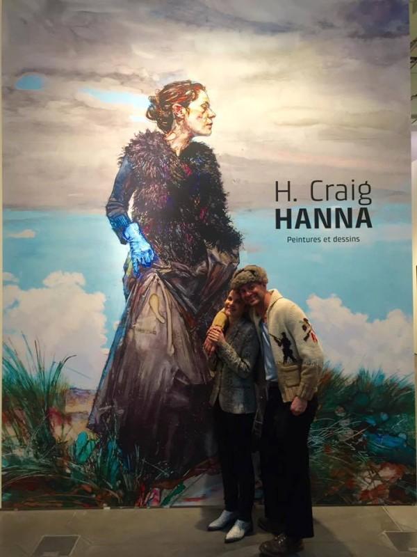 H Craig HANNA Exposition MNHA 2021