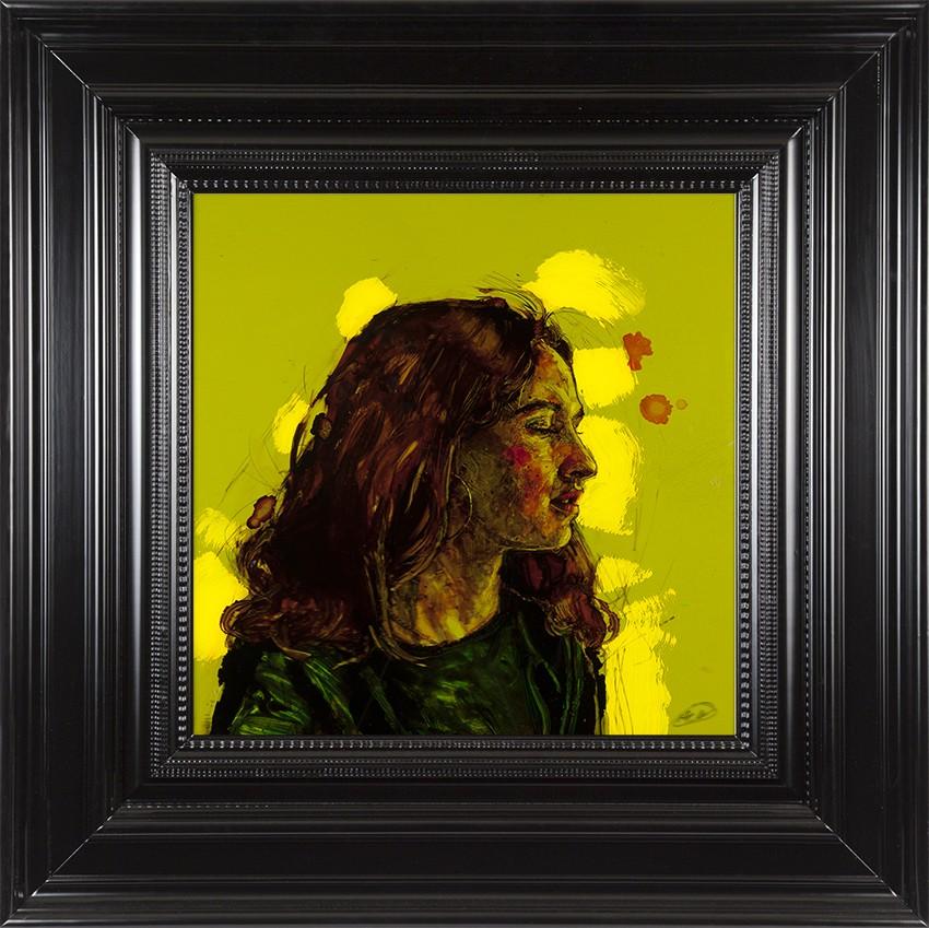 H Craig HANNA Pauline in Yellow 2017