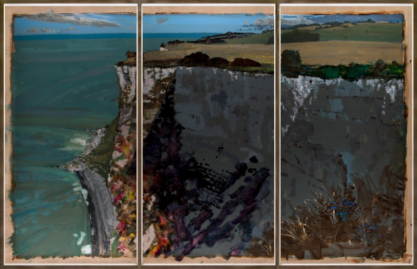 H Craig HANNA The White Cliffs 2009