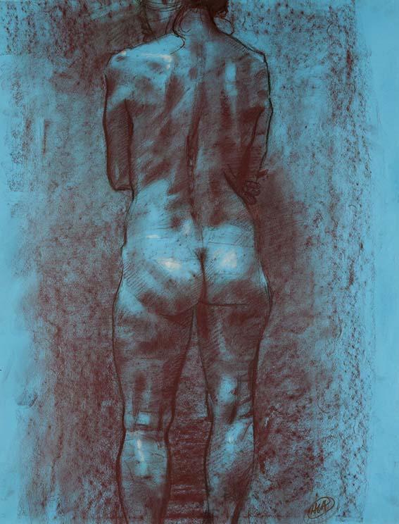 H Craig HANNA Nu Bleu 2014