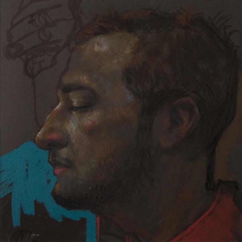 H Craig HANNA h-craig-hanna-dessin-portrait119 2010