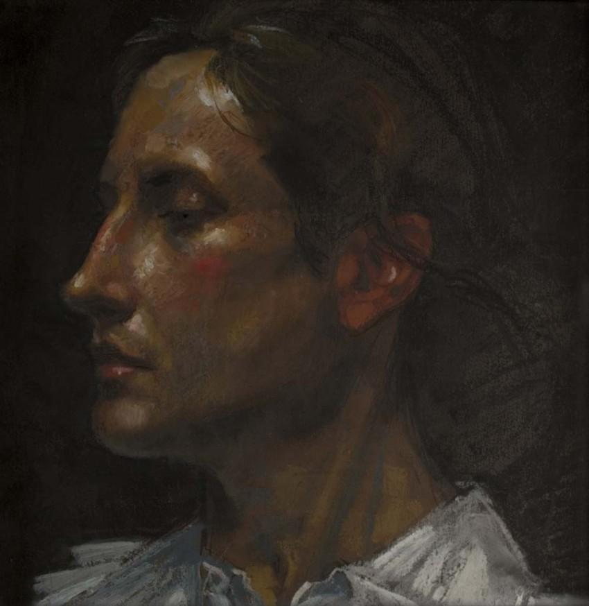 H Craig HANNA Portrait de Ruthy 2010