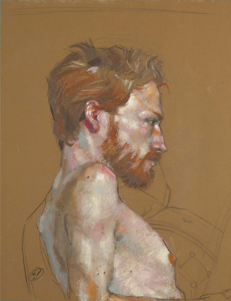 H Craig HANNA Red Beard 2010