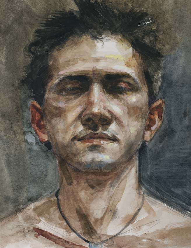 H Craig HANNA Portrait of Bruno 2012