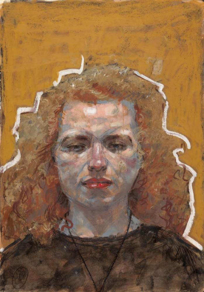 H Craig HANNA portrait de Lena 2012