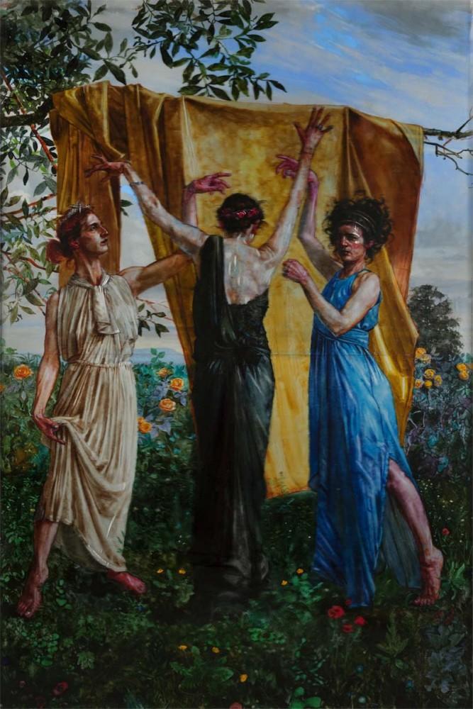 The Three Graces 2014