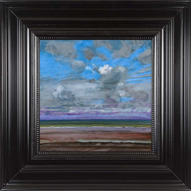 H Craig HANNA Sea and Clouds 2021
