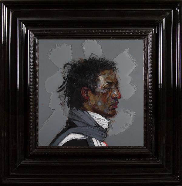 H Craig HANNA Portrait de Sammy 2010