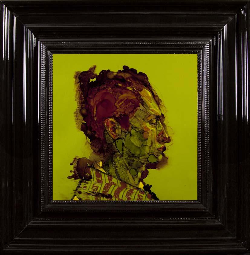 H Craig HANNA Profil with Stripes Scarf 2011