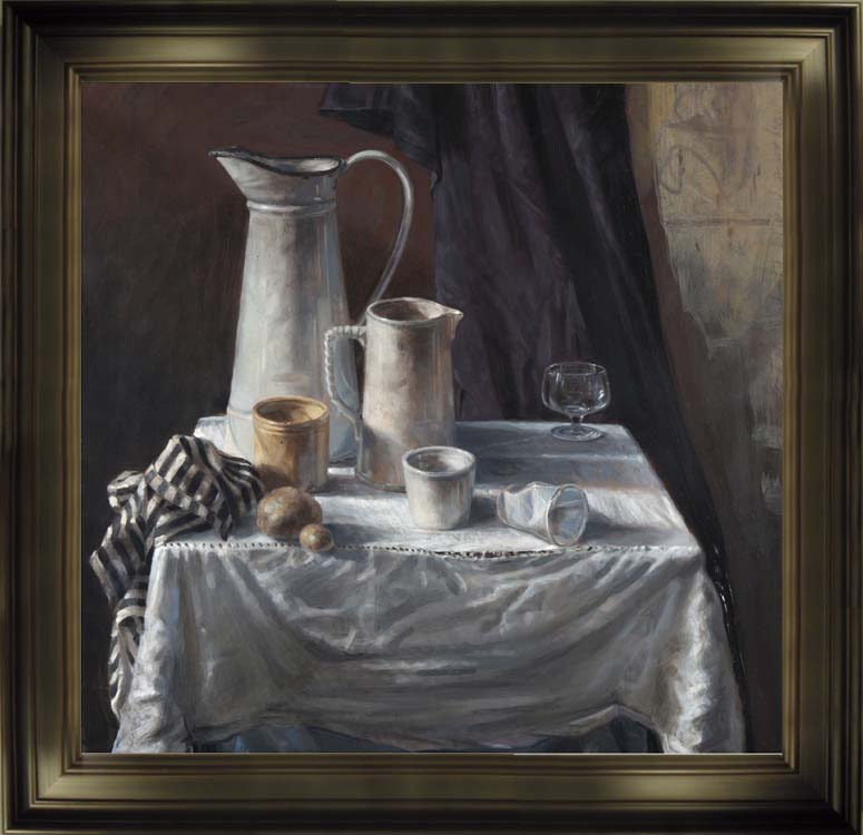 H Craig HANNA Nature Morte 2014