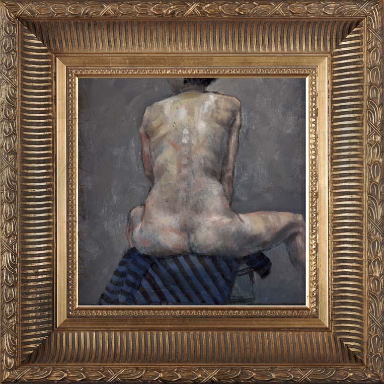 Nude of Rebekka 2013