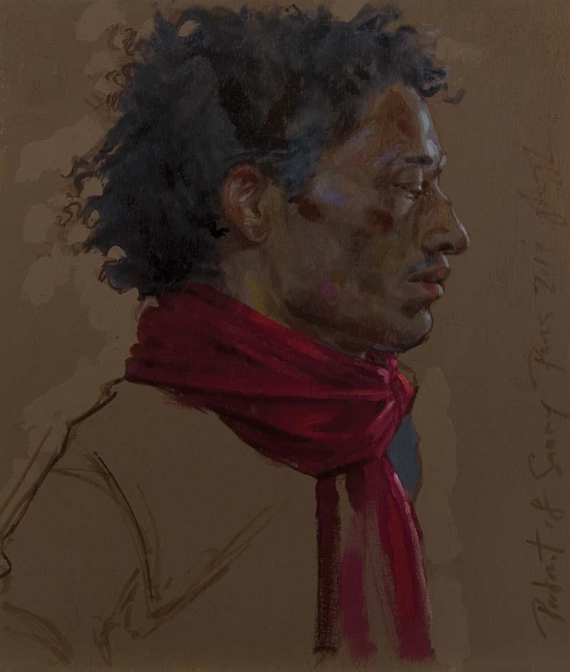 Portrait of Sammy 2010