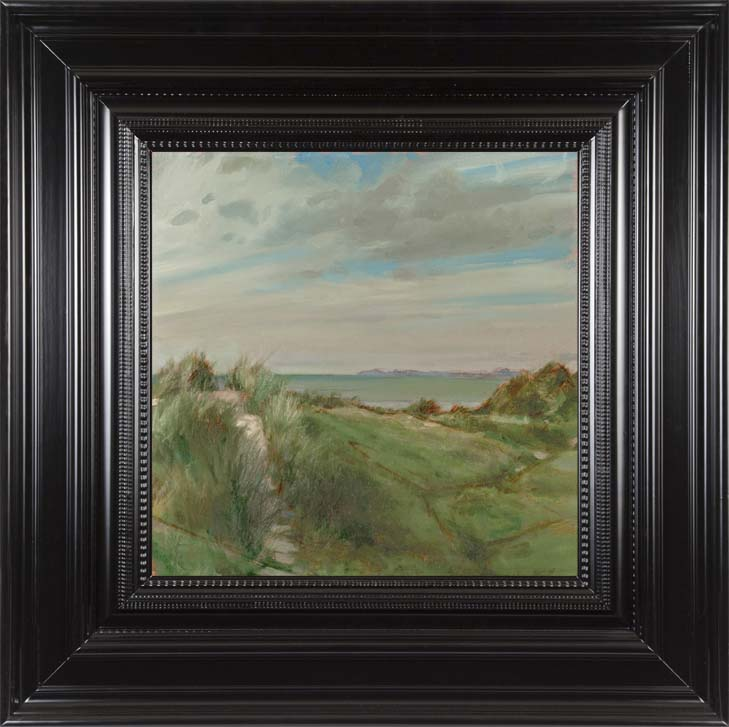 H Craig HANNA Paysage de Gustave 2011