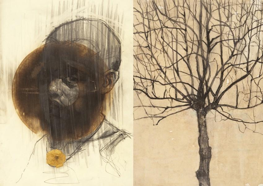 H Craig HANNA Winter_tree 2009